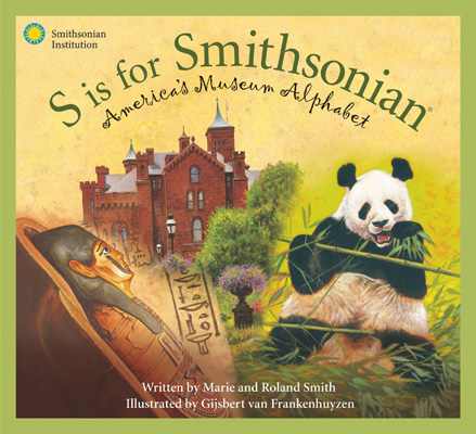 S is for Smithsonian